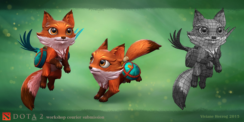 Viviane herzog fox render01