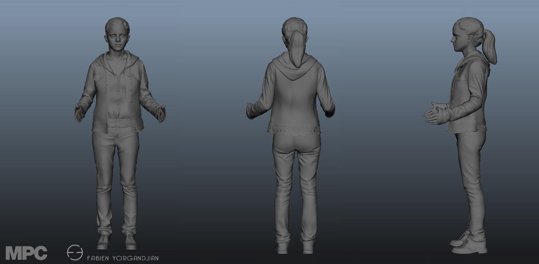 Fabien yorgandjian harrypotter hermione digitaldouble 01