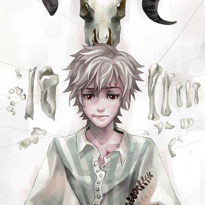 Jia ying ong kien with bones