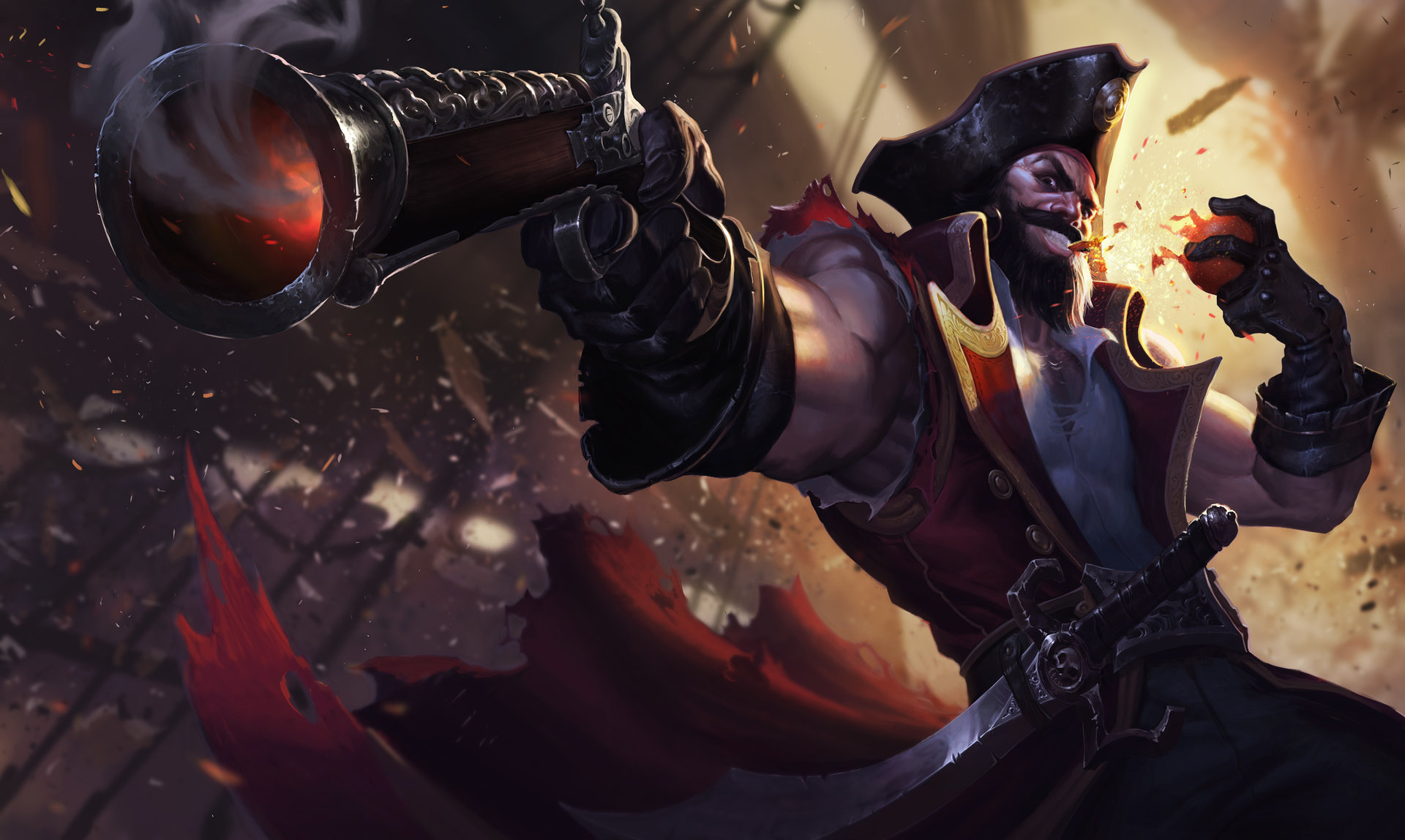 Image Result For How Best To Build Gangplank S