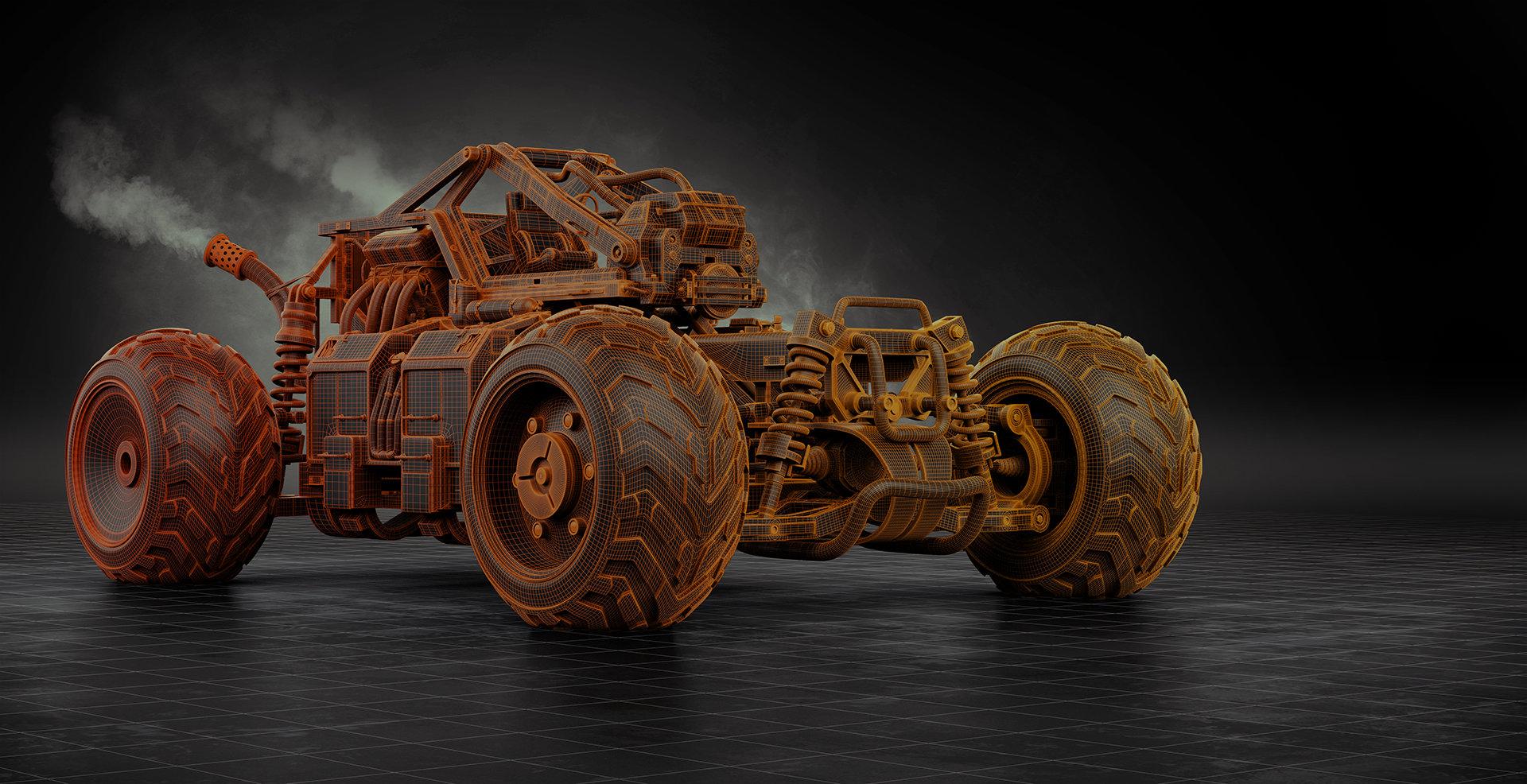 Alexandr novitskiy buggy studio mesh 01
