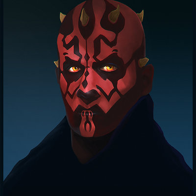 Josh merrick darth maul4