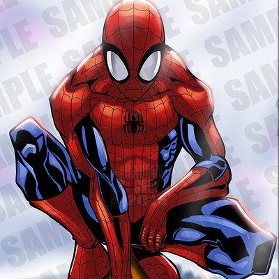 Nick minor spider man webuse