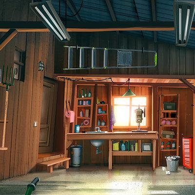 Clement dartigues garage