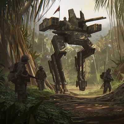 Hakob minasian junglemech