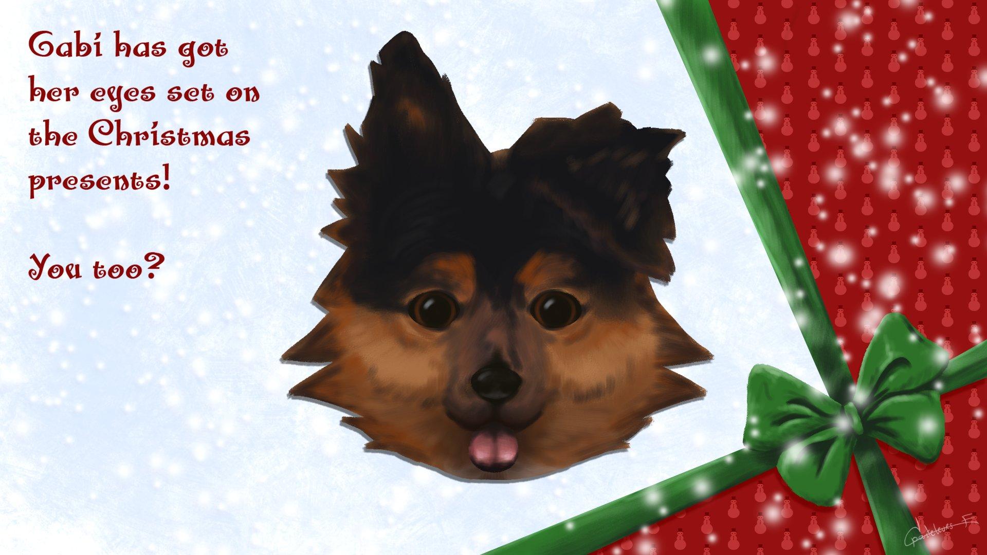 Fabyan pasteleurs christmascard 2014 gabi eng