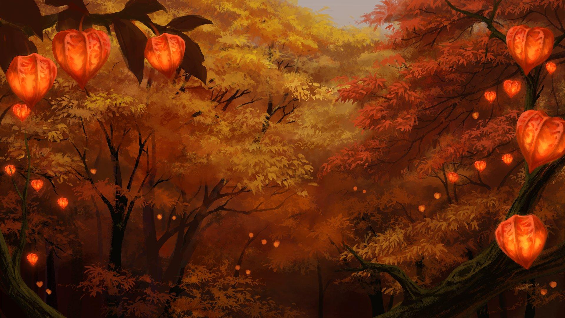 Qianqian liu autumn