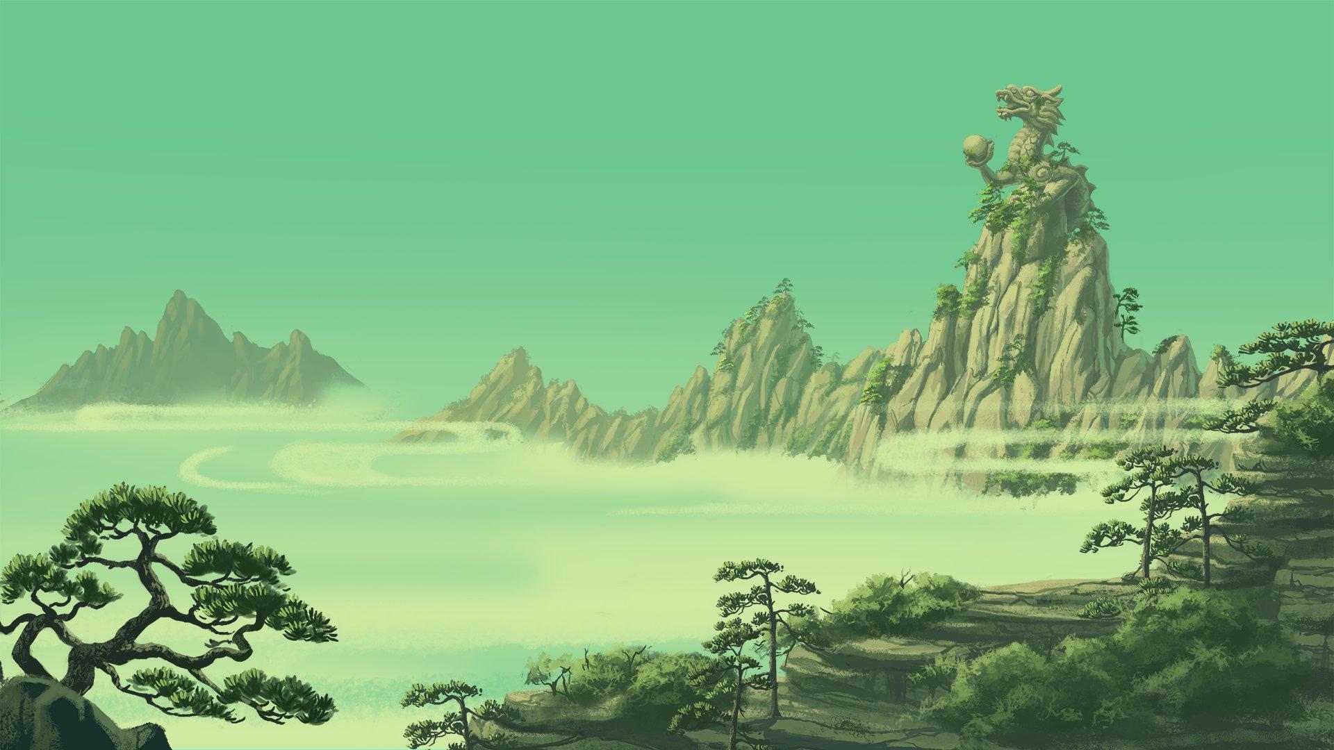 Qianqian liu mountains