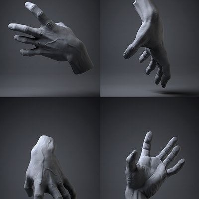 Daniel crossland hand