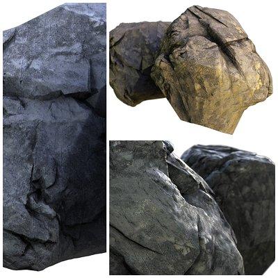 Kresimir jelusic rock collage