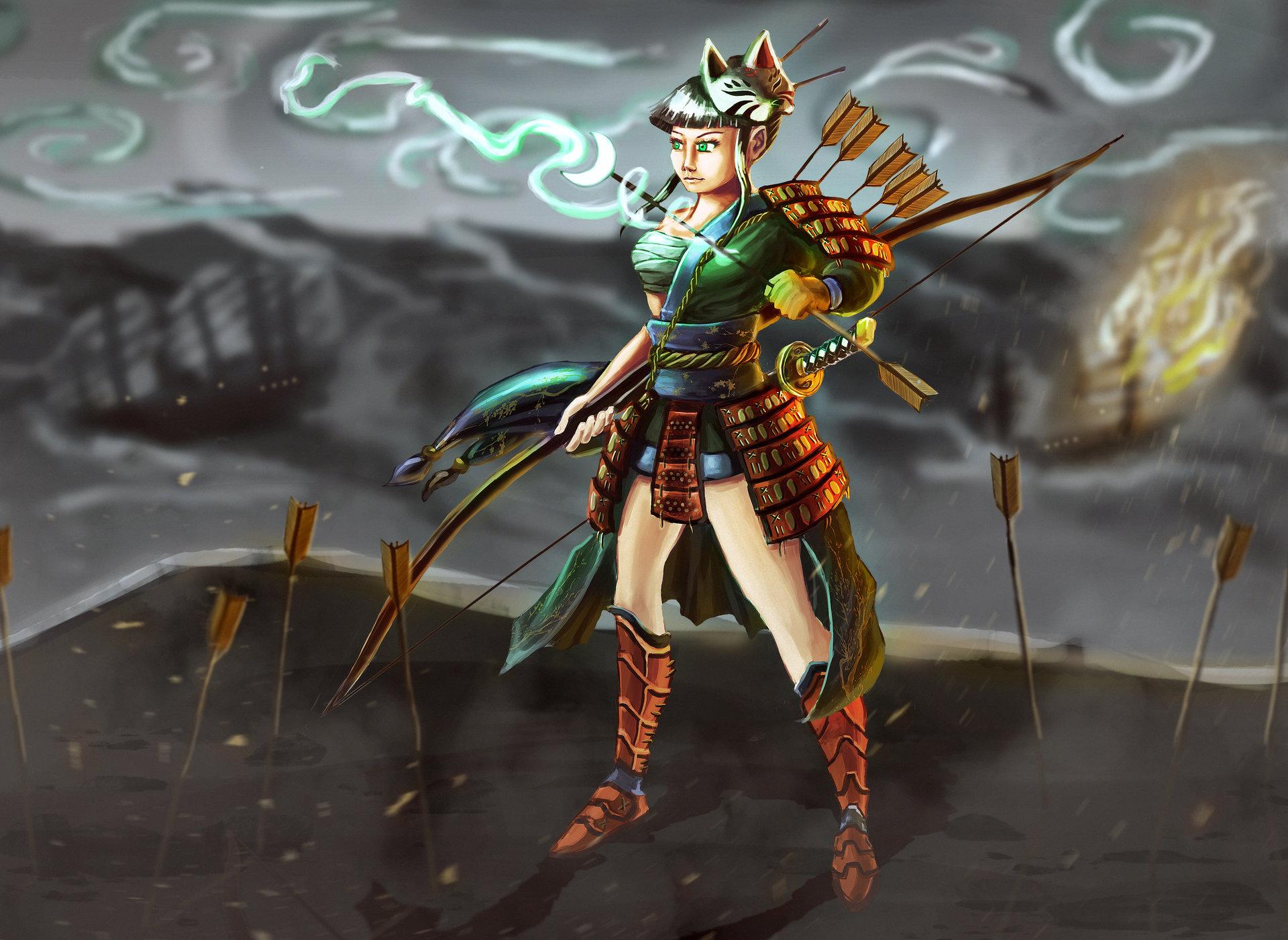 Rodrigo da costa takehara legendary samurai