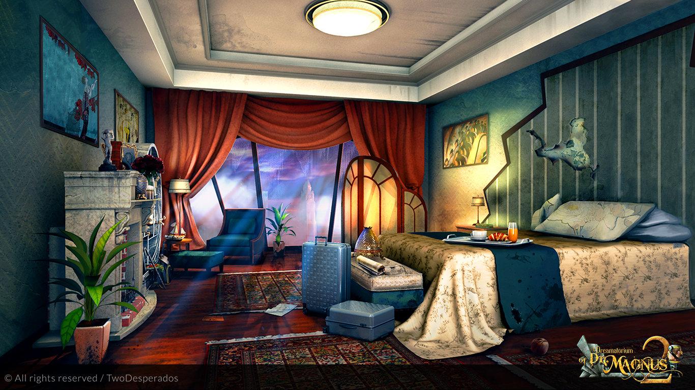 Milica todorovic hotel bedroom