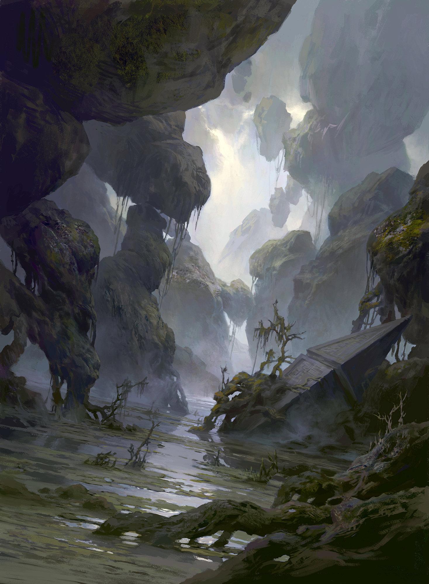 Tianhua xu swamp9d