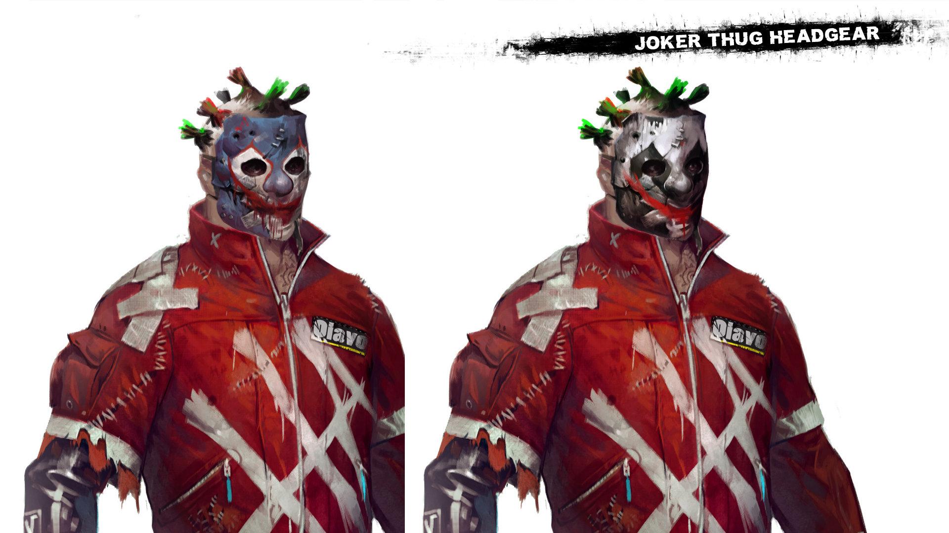 Manuel augusto dischinger moura splashdamage joker thug headgear1 shattered1