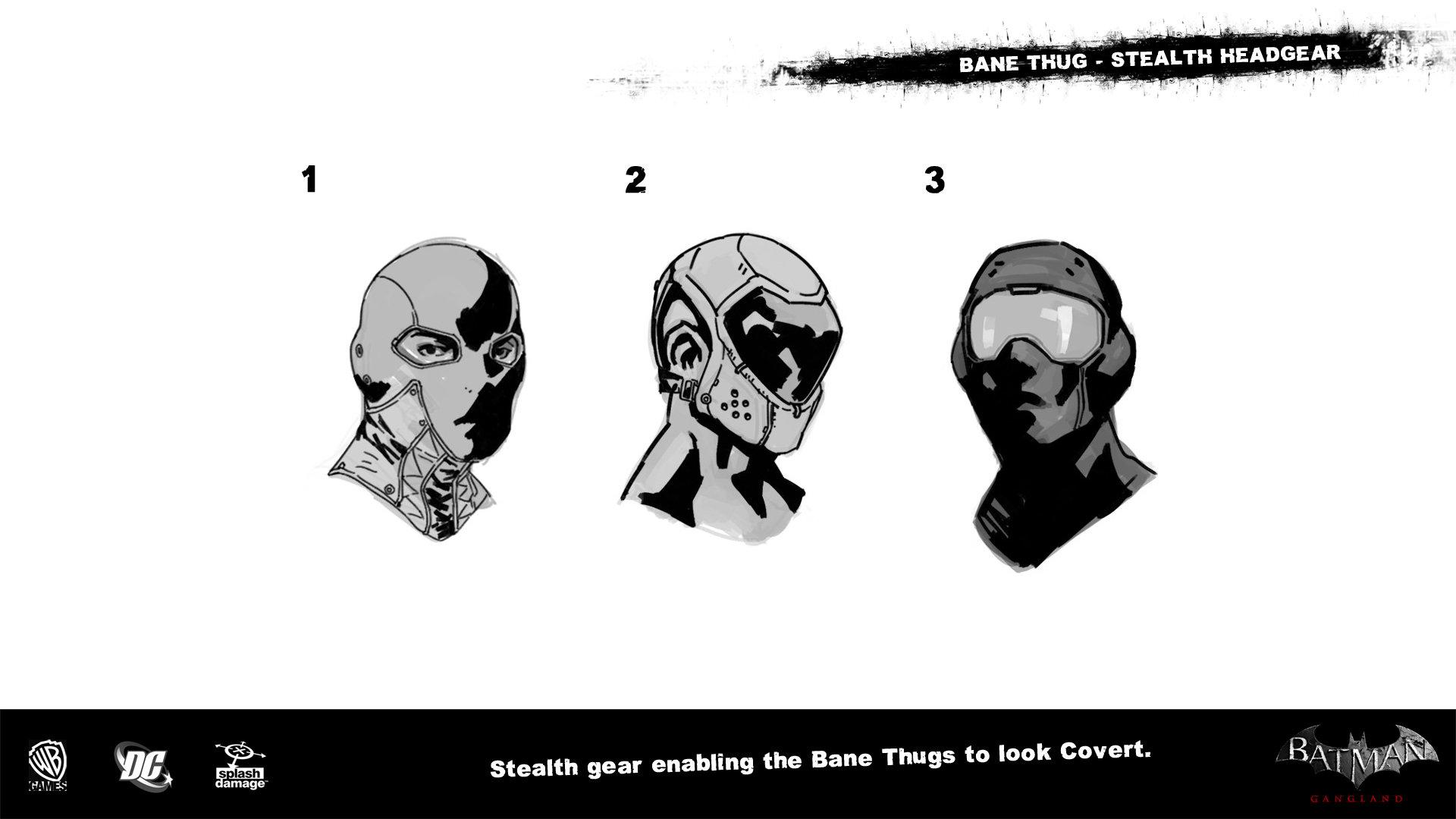 Manuel augusto dischinger moura splashdamage bane thug stealth masks
