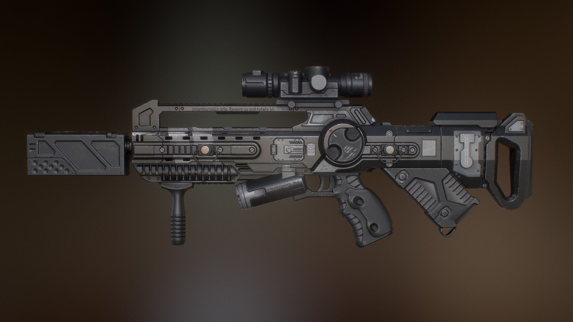 Vojtech lacina vojtechlacina weapon 02