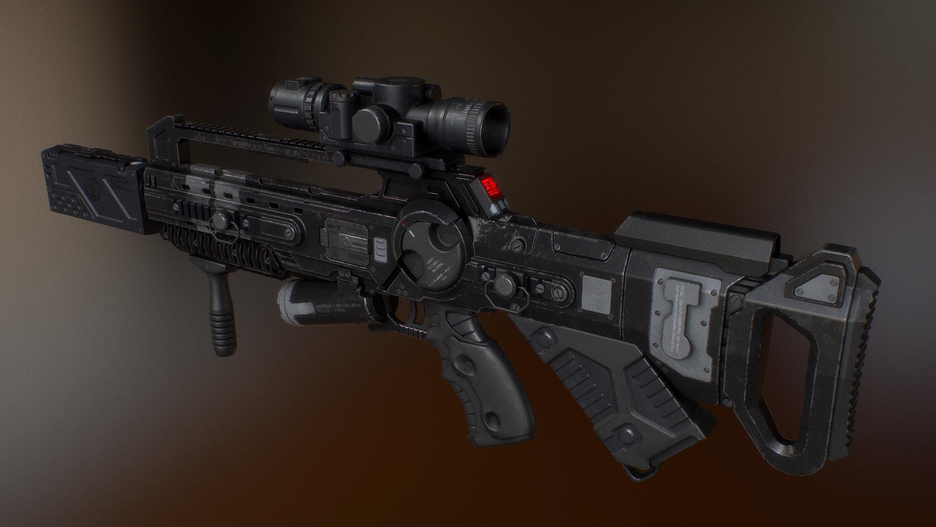 Vojtech lacina vojtechlacina weapon 03
