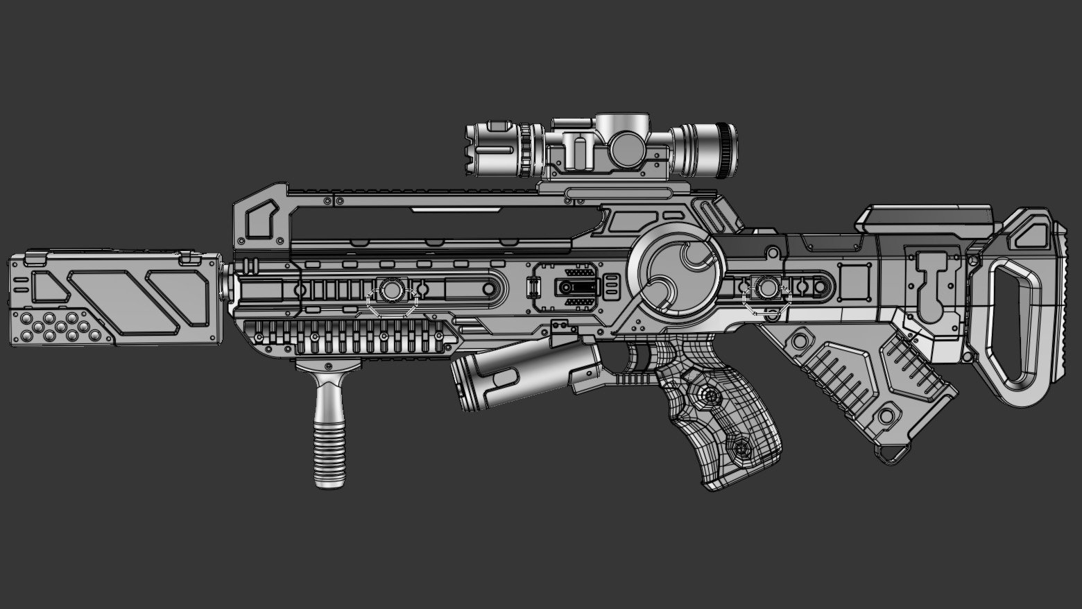 Vojtech lacina vojtechlacina weapon 04