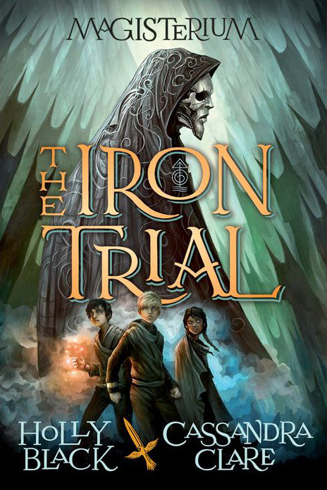 Alexandre chaudret irontrial cover