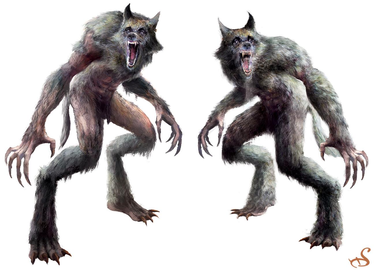Stand alone Werewolf