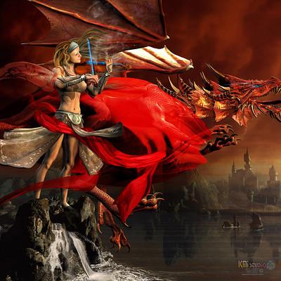 Kurt miller the red dragon symphony
