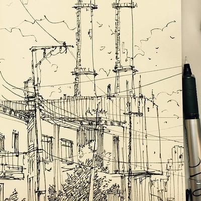 Raphael lacoste dessin