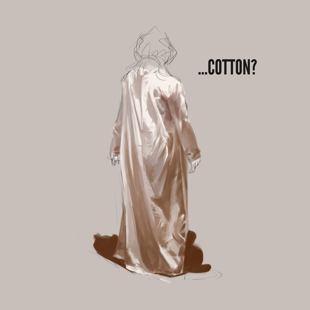 Rohan yang study 003 cotton