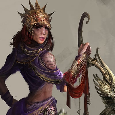 Daniel kamarudin tor noblewoman