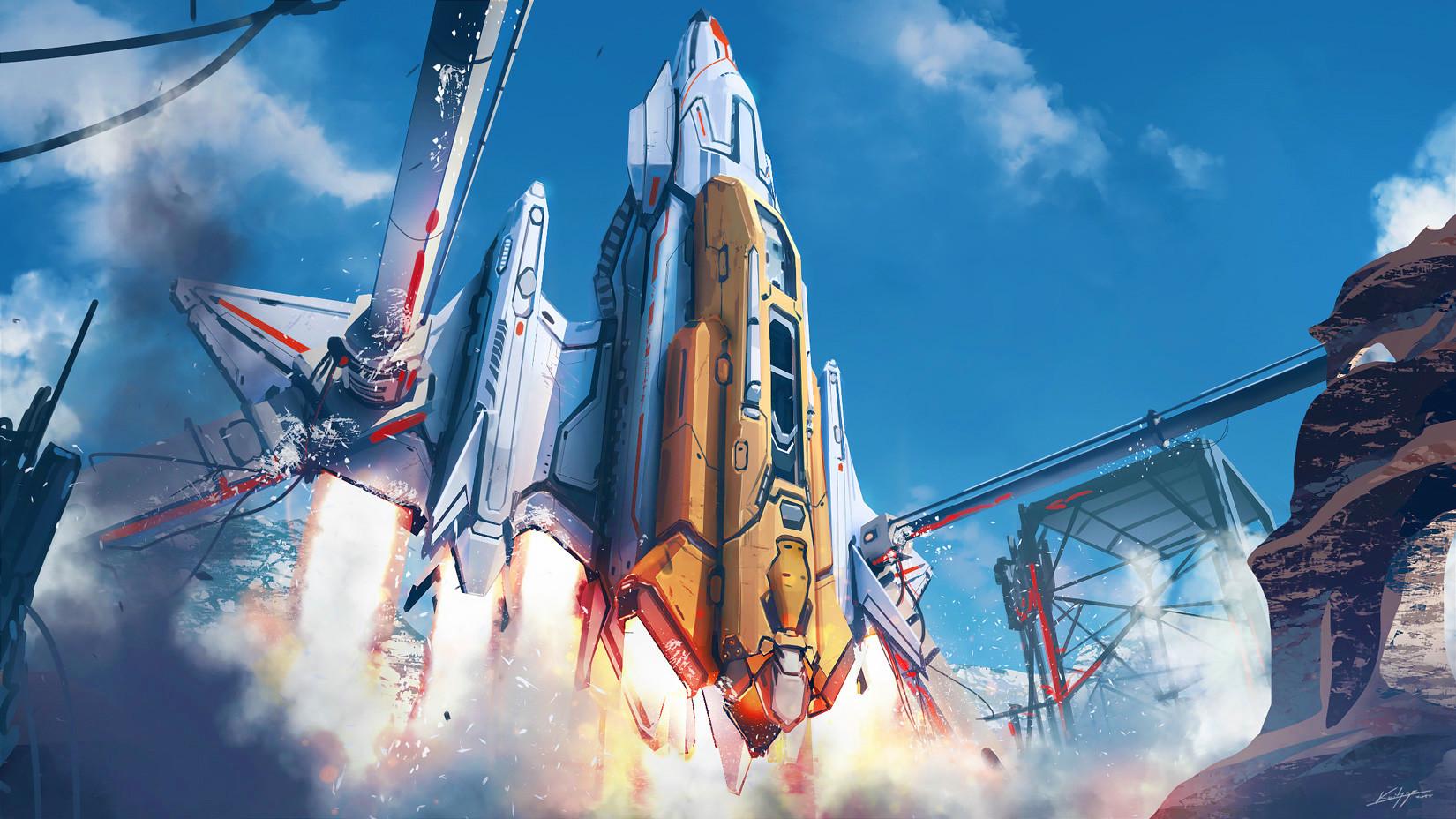 Thibault girard rocket start k
