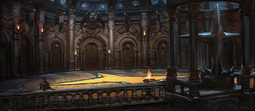 Raph lomotan paladin temple