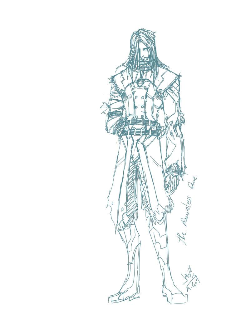 Javier bolado nameless concept3