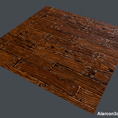 David alarcon wood tile
