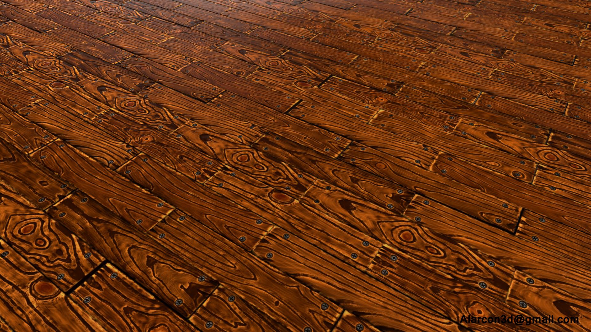 David alarcon wood tiel