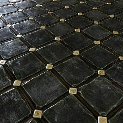 David alarcon dimond floor tile