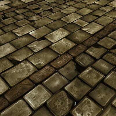 David alarcon wall tile
