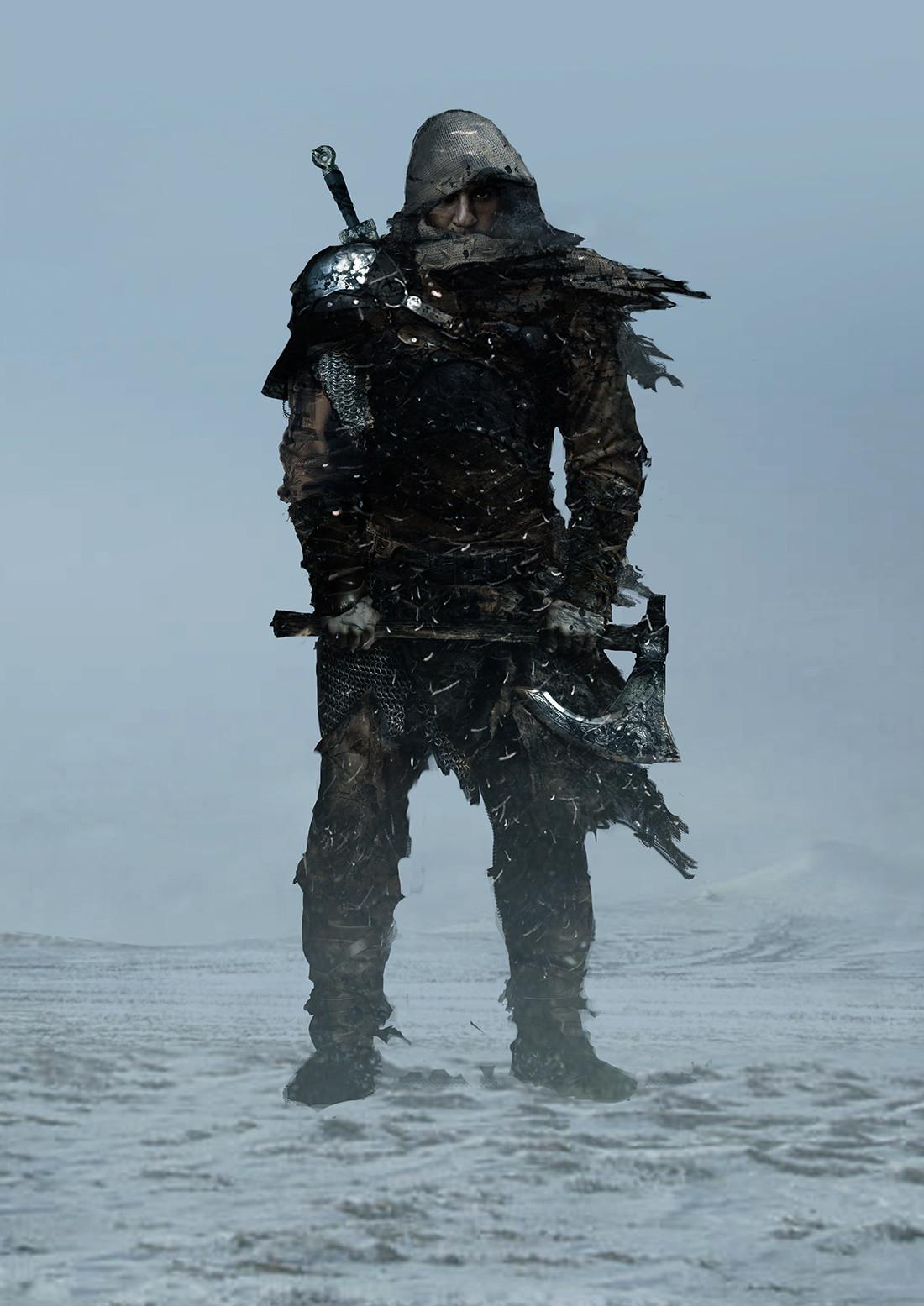Andrei riabovitchev kaulder armor clothing v005a
