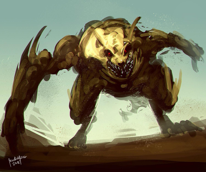 Benedick bana monsters2 final lores