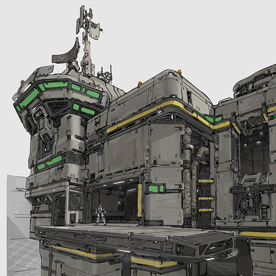Kory hubbell engine room exterior final revised