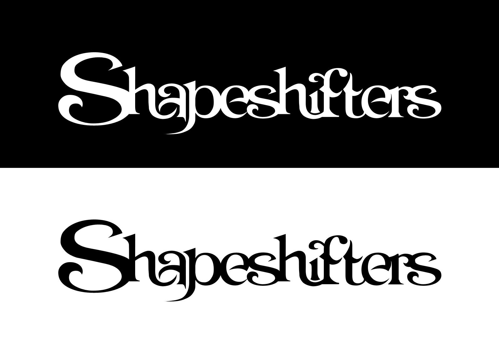 Jeff christy logotype shapeshifters simple