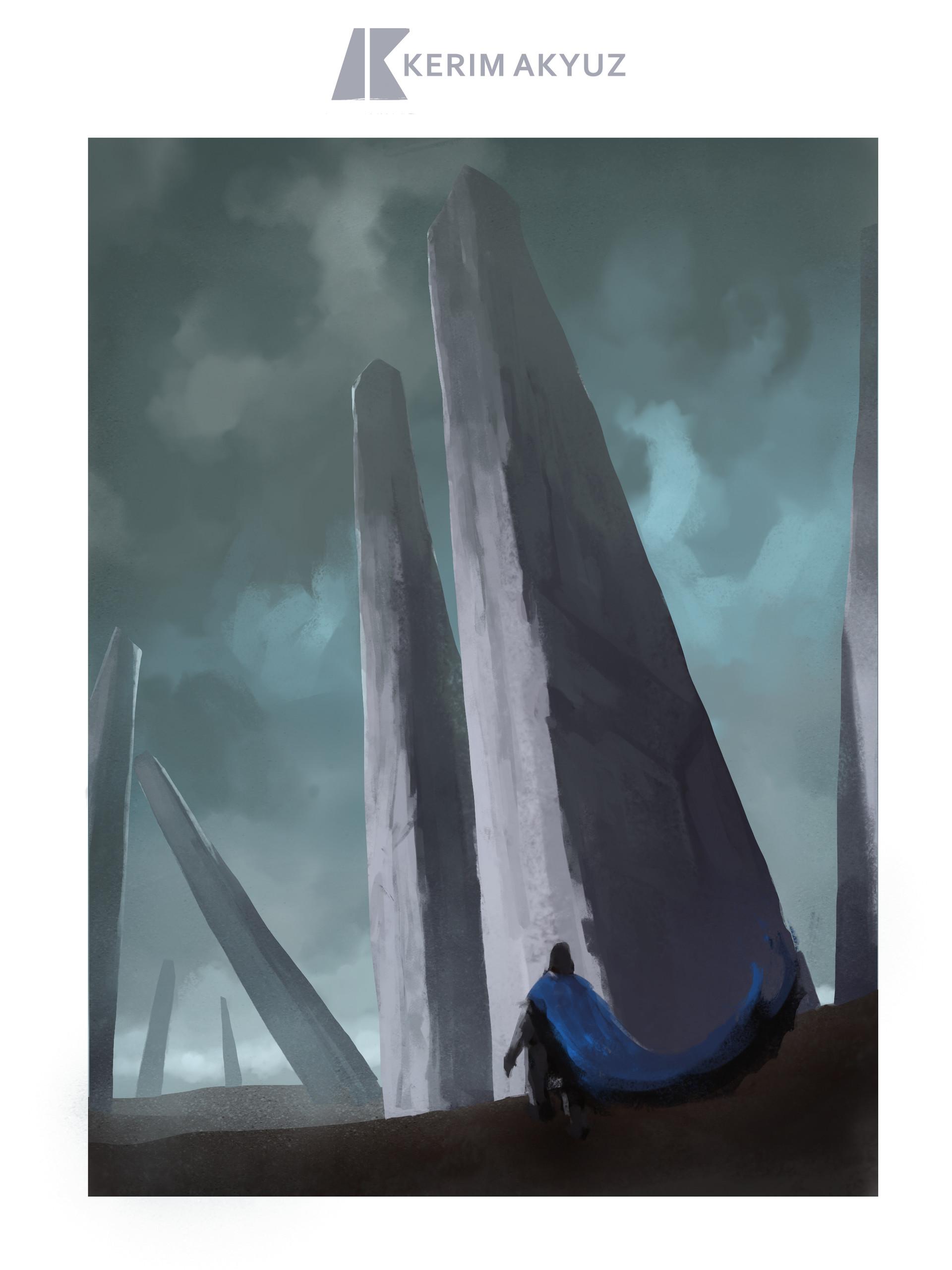 Kerim akyuz 61 toweringplains