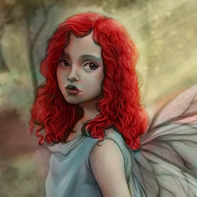 Luiz raffaello fairy