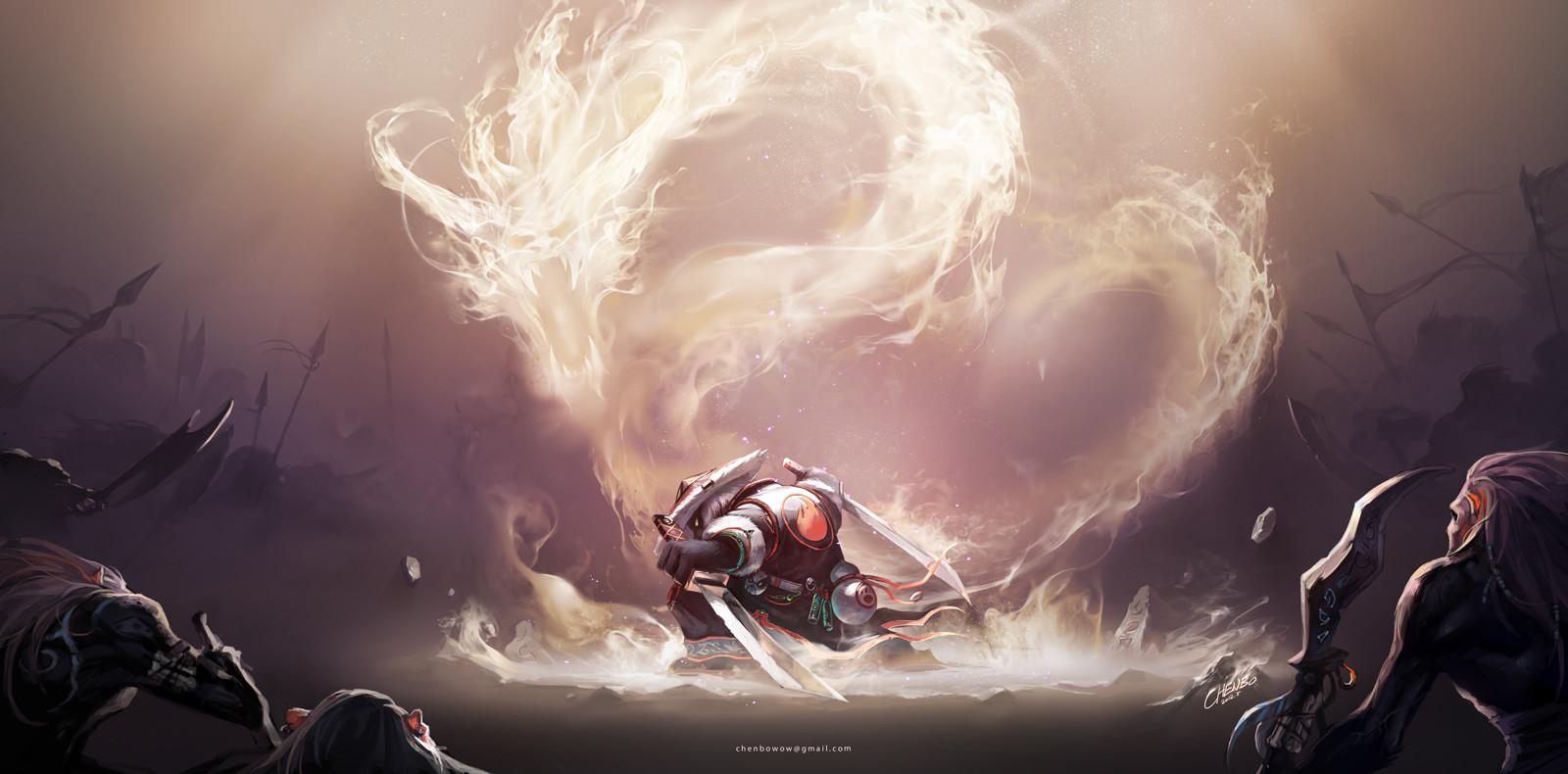 Bo chen dragon soul