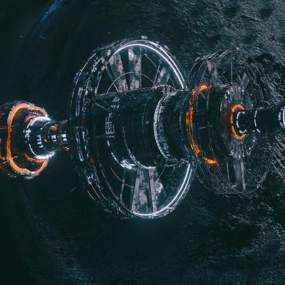 Kresimir jelusic 091115 space station one 1920x1080