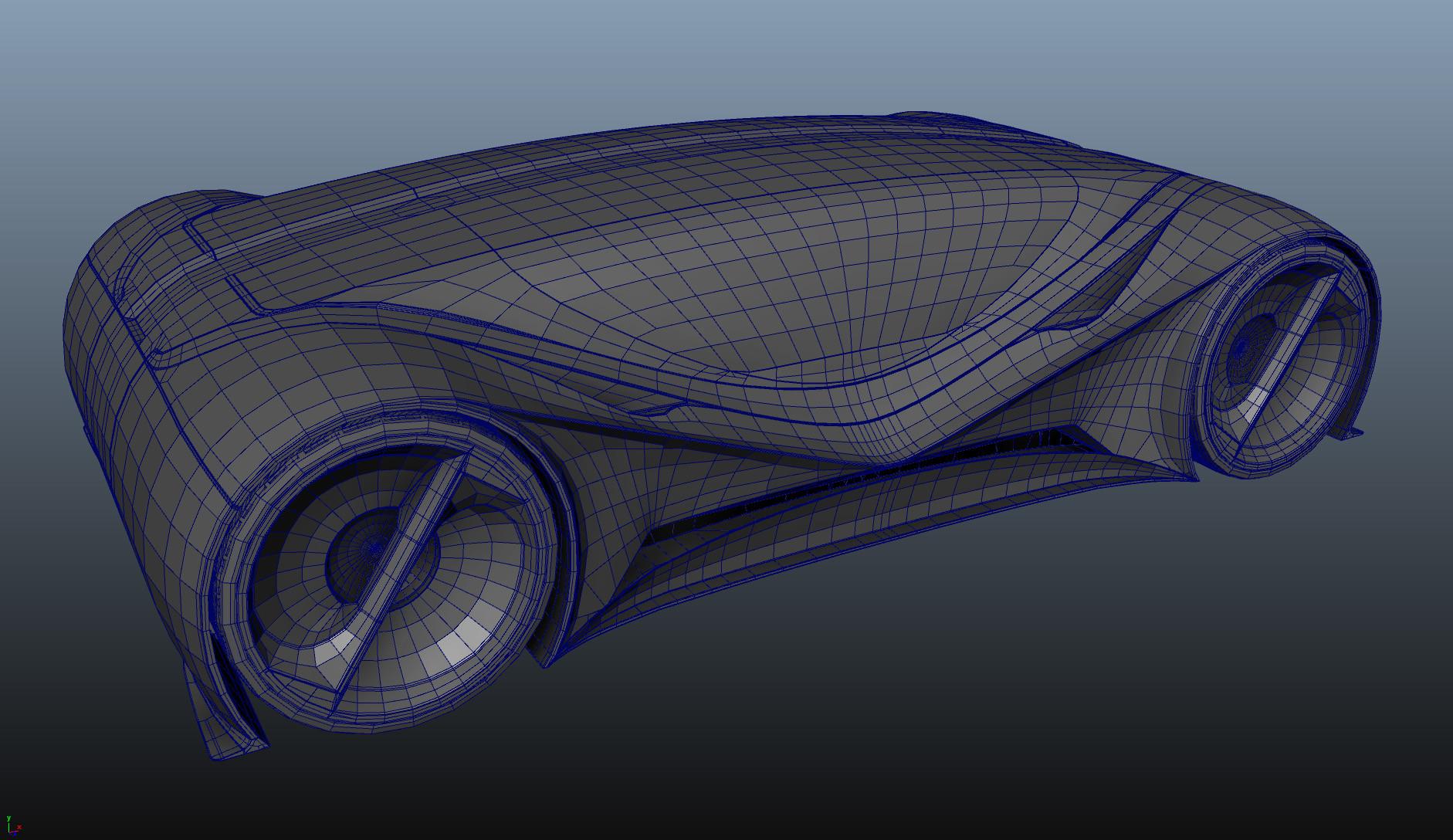 Vojtech lacina cars wire3