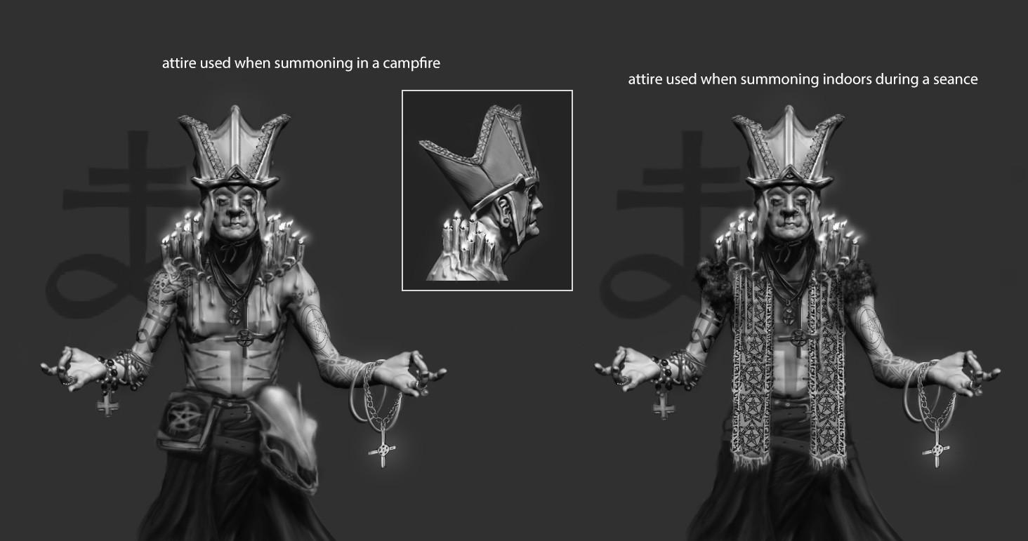 Jin hao villa demonic summoner all