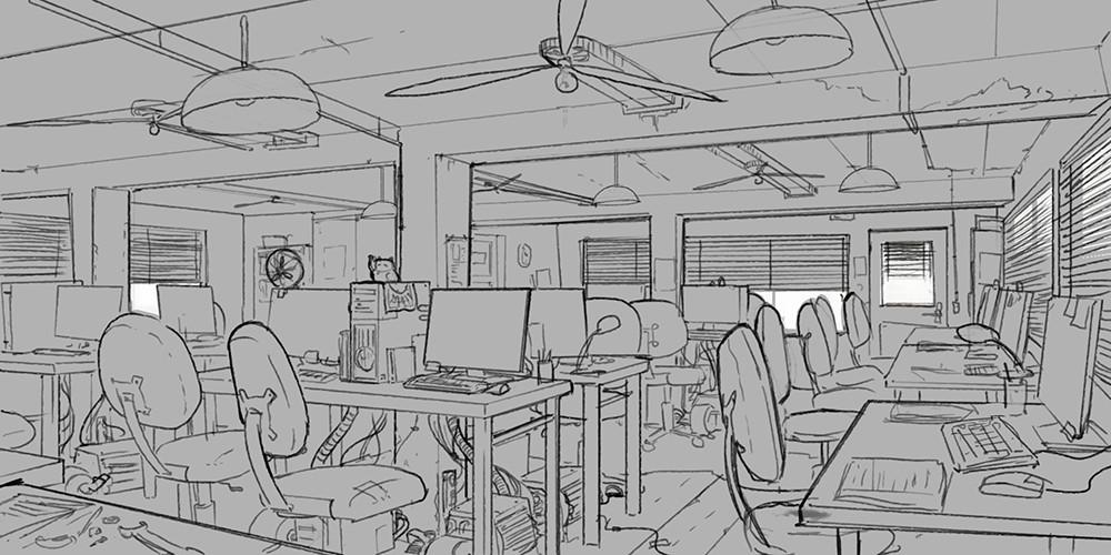 Julien gauthier bangkok 2 office line