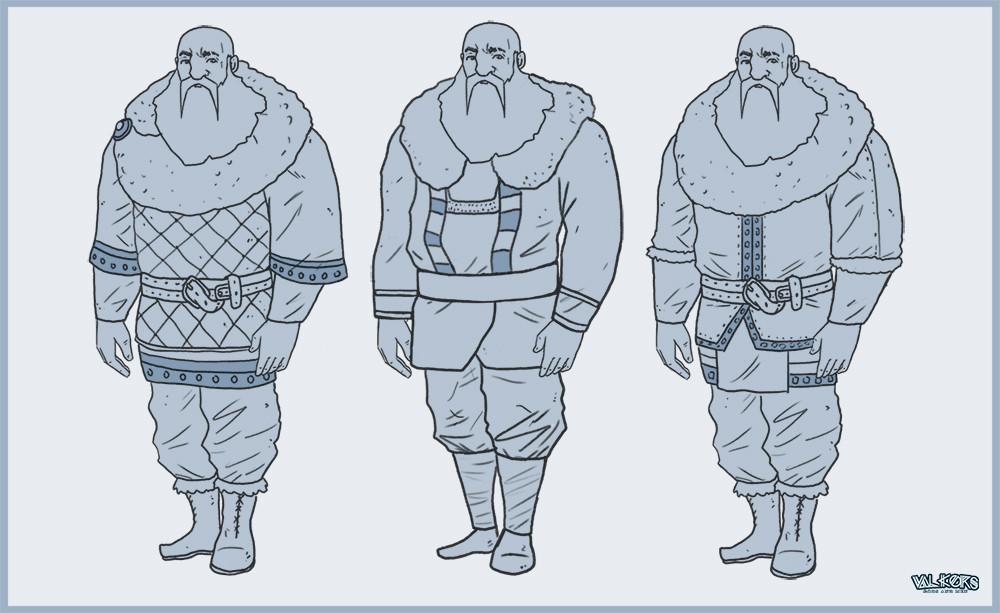 Josh merrick viking variations