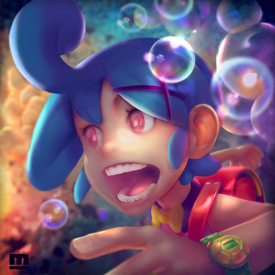 Makushiro bubble dream