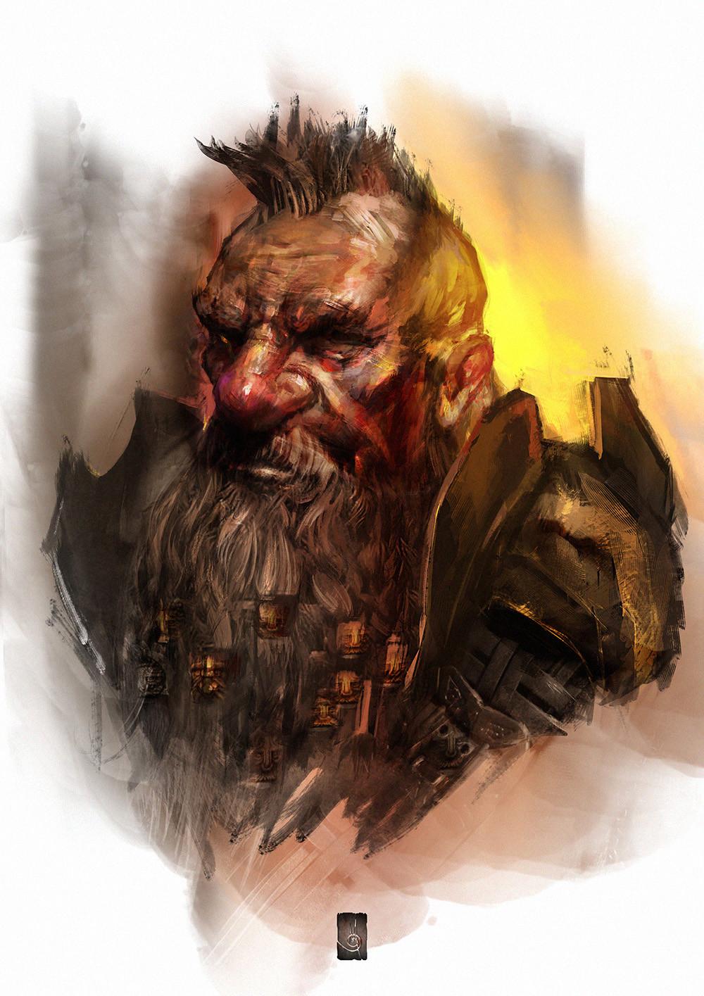 Murat gul dwarf by muratgul