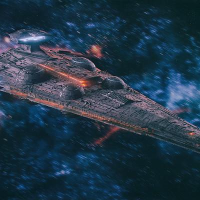 Kresimir jelusic 53 301115 interdictor cruiser star destroyer clas 1920x1080 q93